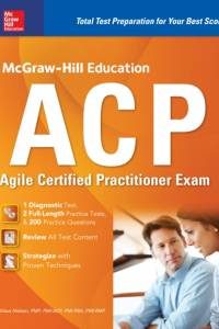 McGraw-Hill Education ACP Agile Certified Practitioner Exam af Klaus Nielsen