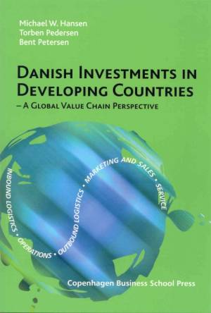Danish Investments in Developing Countries af Michael W. Hansen