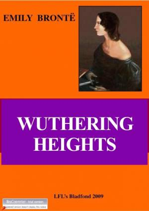 WUTHERING HEIGHTS af Emily Bronte