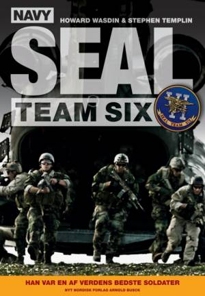 Navy SEAL Team Six af Howard E. Wasdin