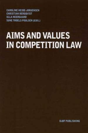 Aims and Value in Competition Law af Caroline Heide-Jørgensen