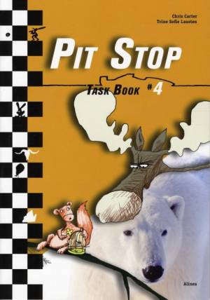 Pit Stop #4, Task Book af Christopher Carter