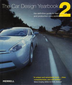 The Car Design Yearbook 2 af Stephen Newbury