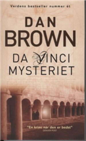 Da Vinci Mysteriet (pocket) af Dan Brown