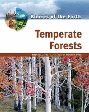 Temperate Forests af Michael Allaby