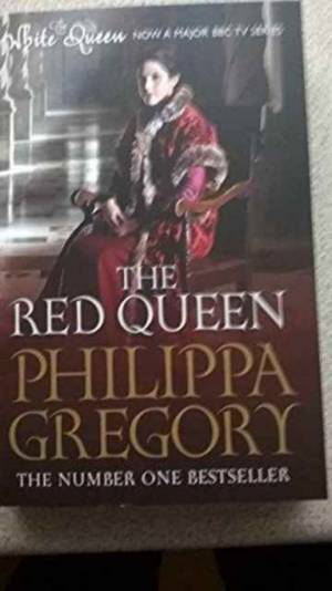 RED QUEEN PA af Philippa Gregory